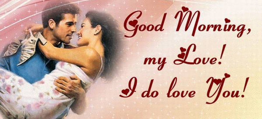 Romantic good morning images for girlfriend - good morning my love