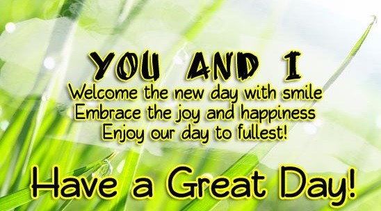 Sweet good morning sms english message e1408979822425