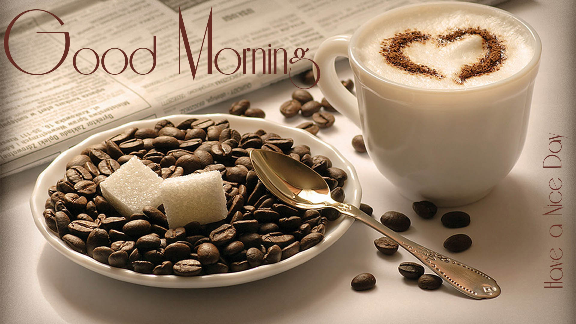 Good Morning Wallpaper HD images