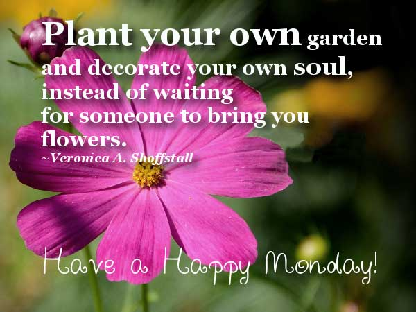 Good Morning Monday Quotes - Monday Morning Quotes