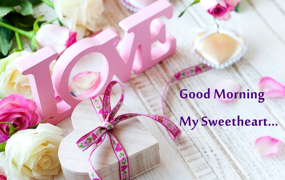 Good Morning Love Pictures, Images and wallpapers